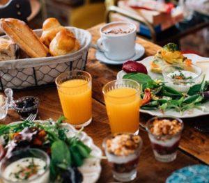 Formation petit déjeuner en chambre d('hôtes